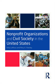 Nonprofit Organizations and Civil Society in the United States - 1st Edition book cover