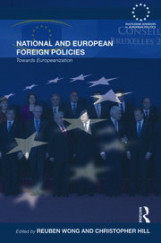 National and European Foreign Policies - 1st Edition book cover