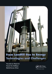 From Landfill Gas to Energy - 1st Edition book cover