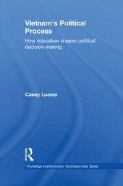 Vietnam's Political Process - 1st Edition book cover