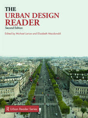 The Urban Design Reader - 2nd Edition book cover