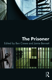 The Prisoner - 1st Edition book cover