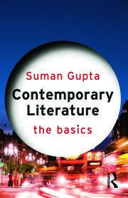 Contemporary Literature: The Basics - 1st Edition book cover