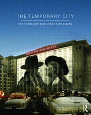 The Temporary City - 1st Edition book cover