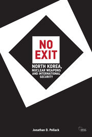 No Exit - 1st Edition book cover