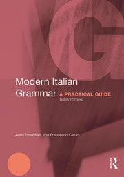 Modern Italian Grammar - 3rd Edition book cover