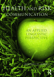 Health and Risk Communication - 1st Edition book cover