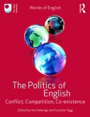 The Politics of English - 1st Edition book cover