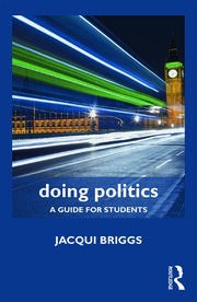 Doing Politics - 1st Edition book cover