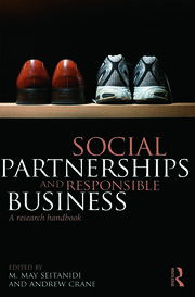 Social Partnerships and Responsible Business - 1st Edition book cover