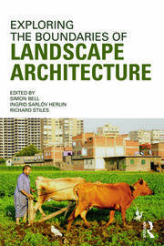Exploring the Boundaries of Landscape Architecture - 1st Edition book cover