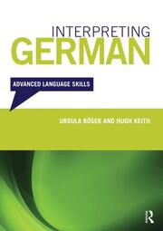 Interpreting German - 1st Edition book cover