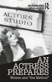 An Actress Prepares - 1st Edition book cover