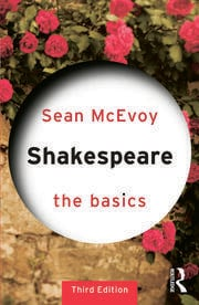 Shakespeare: The Basics - 3rd Edition book cover