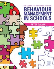 The Complete Resource File for Behaviour Management in Schools - 1st Edition book cover