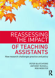 Reassessing the Impact of Teaching Assistants - 1st Edition book cover
