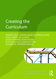 Creating the Curriculum - 1st Edition book cover