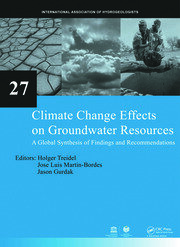 Climate Change Effects on Groundwater Resources: A Global Synthesis of Findings and Recommendations