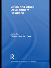 China and Africa Development Relations - 1st Edition book cover