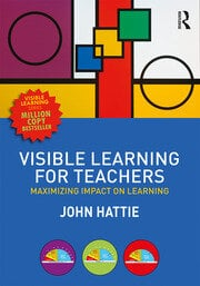 Visible Learning for Teachers - 1st Edition book cover