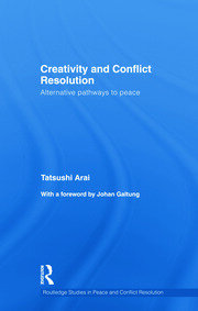 Creativity and Conflict Resolution - 1st Edition book cover