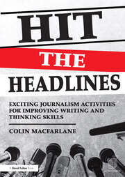 Hit the Headlines - 1st Edition book cover
