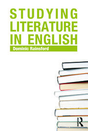 Studying Literature in English - 1st Edition book cover
