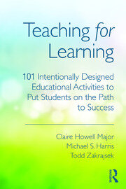 Teaching for Learning - 1st Edition book cover