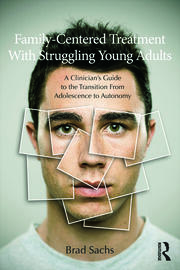Family-Centered Treatment With Struggling Young Adults - 1st Edition book cover