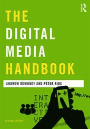 The Digital Media Handbook - 2nd Edition book cover