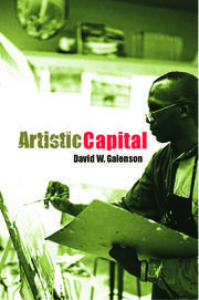 Artistic Capital - 1st Edition book cover
