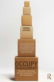 Occupy Management - 1st Edition book cover