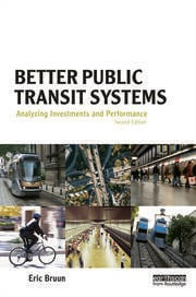 Better Public Transit Systems - 2nd Edition book cover