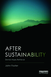 After Sustainability - 1st Edition book cover