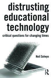 Distrusting Educational Technology - 1st Edition book cover
