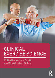 Clinical Exercise Science - 1st Edition book cover