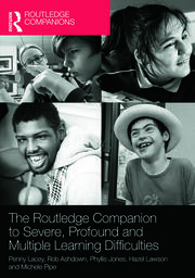 The Routledge Companion to Severe, Profound and Multiple Learning Difficulties - 1st Edition book cover