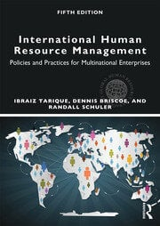 International Human Resource Management - 5th Edition book cover