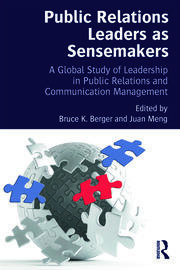 Public Relations Leaders as Sensemakers - 1st Edition book cover