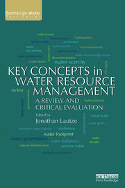 Key Concepts in Water Resource Management - 1st Edition book cover