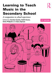 Learning to Teach Music in the Secondary School - 3rd Edition book cover