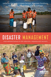 Disaster Management - 1st Edition book cover
