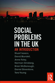 Social Problems in the UK : An Introduction - 1st Edition book cover