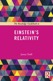 The Routledge Guidebook to Einstein's Relativity - 1st Edition book cover