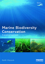 Marine Biodiversity Conservation - 1st Edition book cover