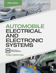 Automobile Electrical and Electronic Systems - 5th Edition book cover