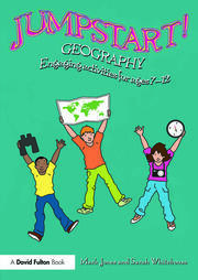 Jumpstart! Geography - 1st Edition book cover