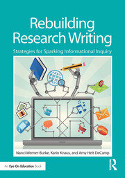 Rebuilding Research Writing - 1st Edition book cover