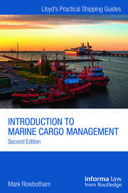 Introduction to Marine Cargo Management - 2nd Edition book cover
