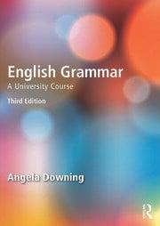 English Grammar - 3rd Edition book cover